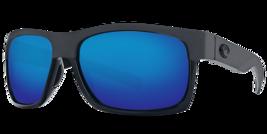 Costa Del Mar HFM 155 OBMP Half Moon SHINY BLACK/MATTE BLACK Sunglasses - $163.35