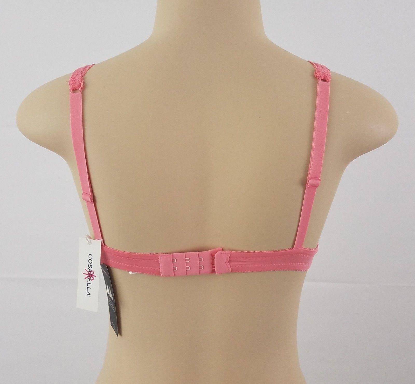 463fc082ac066 Cosabella Women s Italia Soft Bralette Bra Itali1301 Pink Rose S