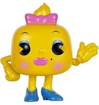 Funko POP Games: Ms. Pac-Man Action Figure - $13.24