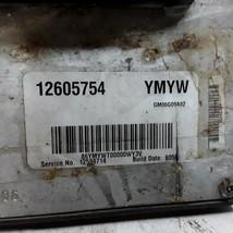 05 06 Chevrolet HHR Cobalt 2.2 L engine ECU ECM control module OEM 12605754 - $64.34