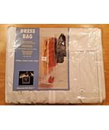 "New See-Thru Hanging Storage Stow-A-Way Dress Bag》14.5"" W x 54"" H x 20"" D - $9.89"