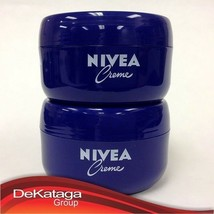 2 NIVEA BODY MOISTURIZING CREAM 200ml / CREMA NIVEA HUMECTANTE 200ml - $18.99