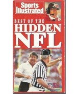 BRAND NEW FACTORY SEALED VHS sports illustrated best of the hidden nfl v... - $6.92