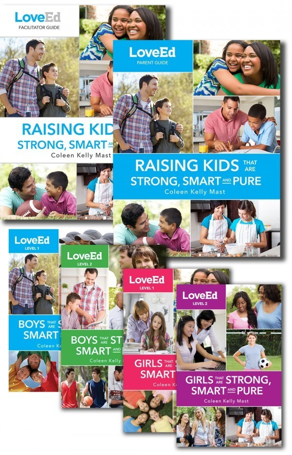 Loveed raising kids that are strong  smart   pure  dvd