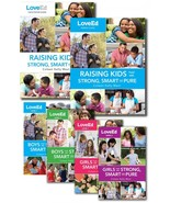 LoveEd: Raising Kids that are Strong, Smart & Pure  (DVD)     - $49.95