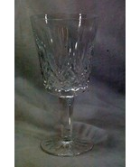 Waterford Crystal Lismore Water Goblet - $25.19