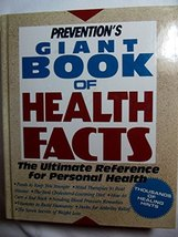 Prevention's Giant Book of Health Facts: The Ultimate Reference for Pers... - $19.79