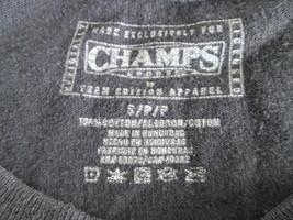 "Men's Size Small black ""Duke Blue Devils""  logo T by Champs  MKIES005 - $6.62"