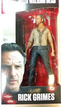 McFarlane The Walking Dead Rick Grimes  7-Inch Deluxe Action Figure with... - $29.69