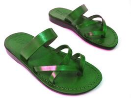 Leather Sandals for Women APHRODITE by SANDALIM Biblical Greek Roman San... - $39.83 CAD+