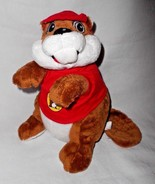 Buc-ee's Beaver Mascot Plush Stuffed Animal Texas Gas Station Souvenir R... - $14.73