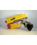 Nerf N-Strike Scout IX-3 Yellow Dart Gun Blaster / Tested / Rare with 3 ... - $13.85
