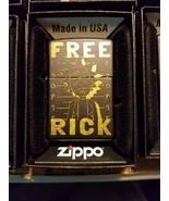 FREE RICK zippo - $30.00