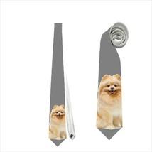 necktie pomeranian german shpitz - $22.00