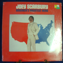 Joey Scarbury - America's Greatest Hero - Elektra 5E-537 - SEALED  - $6.00