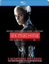 Ex Machina [Blu-ray, 2016]