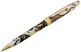 Cross Botanica Golden Magnolia Ballpoint Pen AT0642-1 - $149.43