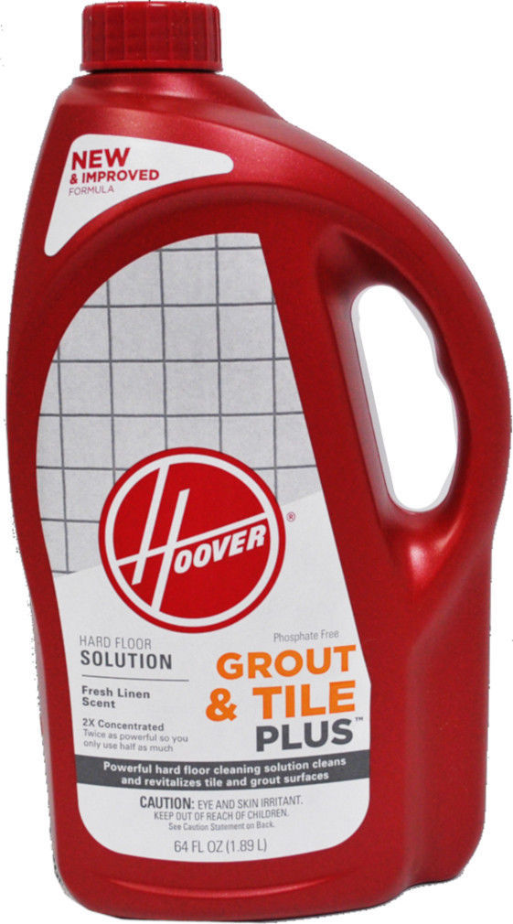Hoover Tile & Grout Plus Ceramic & Stone Tile Cleaner 64oz