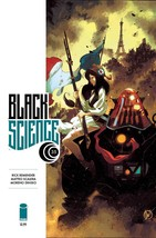 Black Science #35 Cover A NM - $3.95