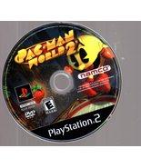 PlayStation 2 -Pac Man World 2 - $6.50