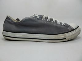 Converse Taylor Sz US 12 M D Eu 46,5 Herren Sneaker Schuhe Grau - $30.55