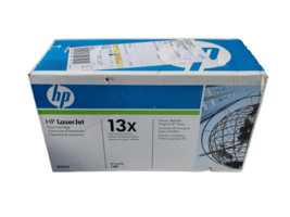 GENUINE HP 13X Q2613X TONER CARTRIDGE LASERJET 1300 BRAND NEW OEM - $29.99