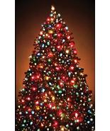 WOWindow Poster Christmas Tree Design Window Decoration - $18.95+