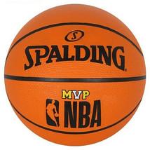 "Spalding NBA MVP Brick Basketball Official Game Ball Size 7 / 29.5"" 83-829Z - $35.99"
