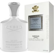 Creed Silver Mountain Water Cologne 3.3 Oz Eau De Parfum Spray image 1