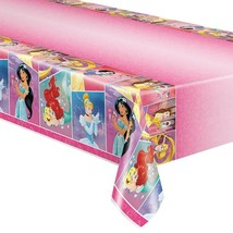 Disney Princess Dream Big Table Cover Plastic Birthday Party Supplies 1 ... - $6.88