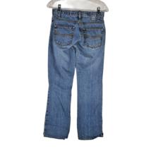 Cruel Girl Low Rise Bootcut Jeans Women's Medium Wash Blue Denim Size 1 - $24.74