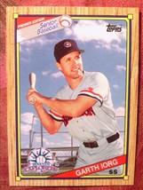 Senior Baseball Topps 1989#86 Garth Oirg - $0.99