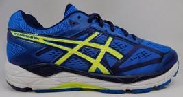 Asics Gel Foundation 12 Men's Running Shoes Size US 9 M (D) EU 42.5 Blue T5H0N