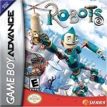 Robots [Game Boy Advance] - $5.99