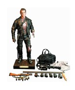 Enterbay Battle Damaged Version Terminator 2 T-800 HD Masterpiece Action... - $1,138.50