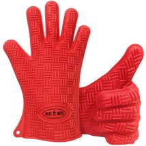 Meat Mitts Heat Resistant Grilling BBQ Gloves - $36.43