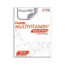 Patch Md New Multivitamin Plus Topical Patch 3 Months Supply 8 Hour Patch Patchmd - $41.50