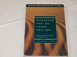 Partout You Go, There You Sont Ensemble : Mindfulness Méditation Cassett... - $17.62