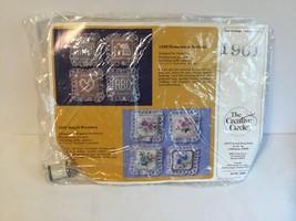 Creative Circle Small Wonders Homemade Sachet Pillows Kit #1961 - $6.90