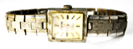 Vintage Hilton 17J Manual Wind 18mm Wristwatch 69-21 Swiss - $19.79