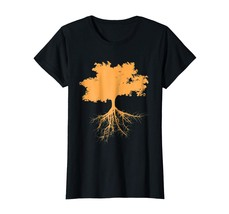 Teacher Style - Back To School T-shirt - Tree Silhouette In Nature Wowen - $19.95+