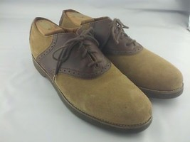 Saddle Suede Oxford 5 11 Bass Buchanan GH Nubuck Size 7xqRFPa