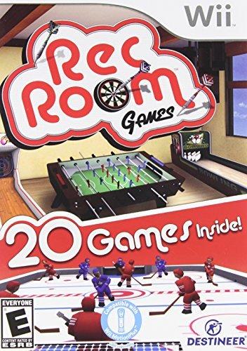 Rec Room - Nintendo Wii [video game]