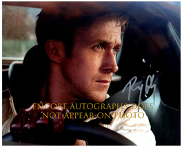 RYAN GOSLING  Authentic Original  SIGNED AUTOGRAPHED PHOTO w/ COA 140 - $75.00