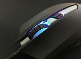 Micronics G40 USB Wired Gaming Mouse RGB Effect 12000DPI image 9
