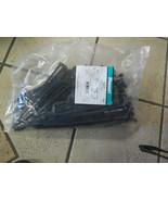 PANDUIT PLT2.5H-TL0 PAN-TY CABLE TIES BLACK WEATHER RESISTANT NYLON 250 PC - $74.25