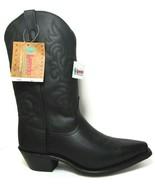 "LAREDO WOMEN'S 11"" BLACK SNIP TOE WESTERN BOOTS Size 8.5,  #5760 - $119.99"