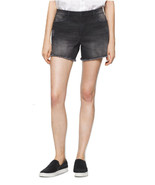Calvin Klein Jeans Distressed Weekend Washed Black Denim Shorts, NWT 31 - $15.35