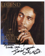 "The Wailers (Band) Bob Marley Signed 8"" x 10"" Photo + COA Lifetime Guara... - $79.99"