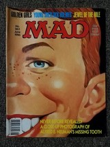 Vintage Mad Magazine June 1986 - $8.28